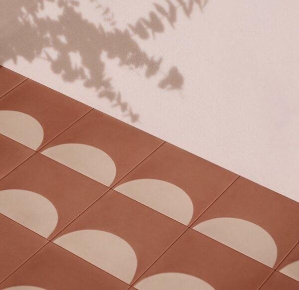 THE BEACH CLUB WEST COAST | Feature Tiles | Cement Tiles | Essendon | Sunbury | Melbourne | Luscombe Tiles