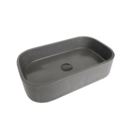 ROUNDED RECTANGLE VESSEL BASIN