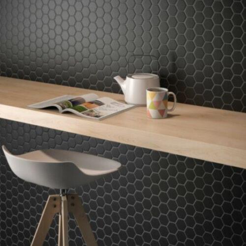 HEXAGON 48x48mm Mosaic