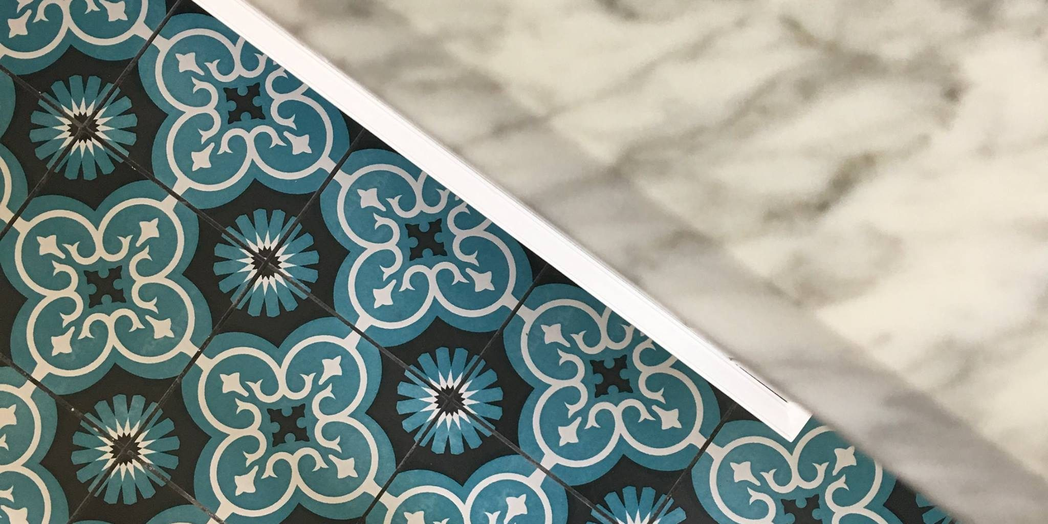 Period Bathroom Tiles Flemington Melbourne Luscombe Tiles